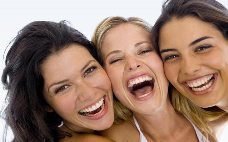 Сколько минут в день вы смеётесь