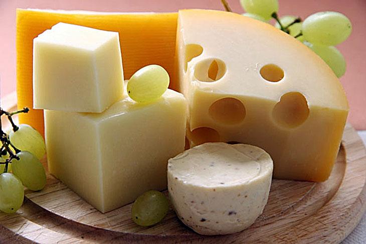 Сыр против стресса