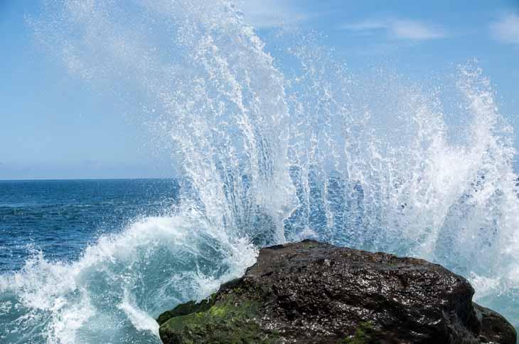 Море на Канарах